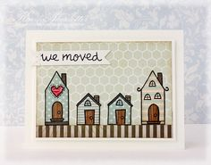 Lawn Fawn - Home Sweet Home _ cute design by Karin | Flickr - Photo Sharing!