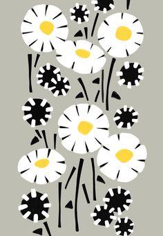 Ophelia Pang: white flowers