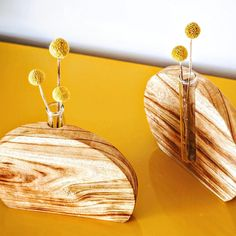 Shinning like a sunrise 🌅these two simply beautiful and bold vases handcrafted in Australian Camphor laurel timber! Wood Vase, Contemporary Interior Design, Simply Beautiful, Vases, Original Artwork, Sunrise, Candle Holders, Candles, Drop Earrings