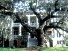 Historic Downtown Beaufort, South Carolina
