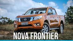Nova Nissan Frontier 2017 - Avaliação   Motor1.com Brasil
