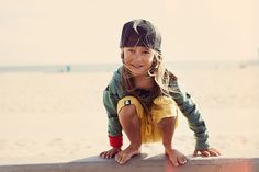 Mini at the beach already by Mini and Maximus Girls Without, Future Daughter, Girl Inspiration, Tween Girls, Mini Me, Child Models, Fashion Kids, Children Photography, Boy Or Girl