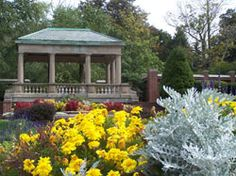 """""""Haunted"""" gardens at Lynch Park in Beverly, MA (my home town)"""