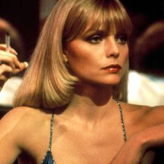 Fashion and film have always gone hand in hand. Here are some of my favorite actresses starring in their chicest roles. xoxo—Edward Enninful Pretty Baby, Brooke Shields, 1978 Scarface, Michelle Pfeiffer, 1983 The Night. Elvira Scarface, Michelle Pfeiffer Scarface, Elvira Hancock, Most Beautiful Women, Beautiful People, Pretty People, Pixie, Berry, Haircuts With Bangs