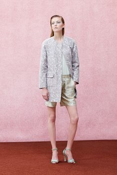 Alexander Lewis Resort 2015 Collection Slideshow on Style.com