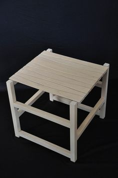"""Award Entry: 'Pillow' Stool by Rick de Kwaadsteniet – Home Interior Design entry: Pillow This stool, named """"Pillow"""", implements a new method for making a pliable wooden seat using a special but simple construction. Through its organic form and independently moving slats, the seat gives you the impression you are sitting on a cushion. Pillow by Rick de Kwaadsteniet Pillow by Rick de Kwaadsteniet Pillow by Rick de Kwaadsteniet Name: Rick de Kwaadsteniet Project Name: Pillow Category:..."""