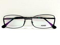 FENDI EYEGLASSES F960 52-16 001 135