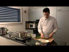 Kochen lernen per Video - Nudelauflauf mit Vollkornnudeln und Cima di rapa