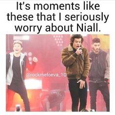 Oh Niall, lol :)
