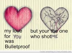 Image result for pierce the veil quotes bulletproof love