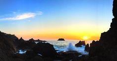 sun goes down~
