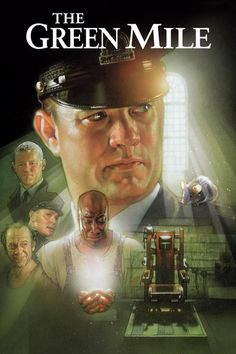 Watch Stream The Green Mile : Movies Online A Supernatural Tale Set On Death Row In A Southern Prison, Where Gentle Giant John Coffey. Tom Hanks, Streaming Vf, Streaming Movies, Top Movies, Movies To Watch, Movies Free, Drama Movies, John Coffey, Miles Movie