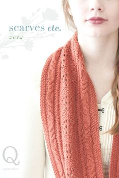 scarves etc. 2014 collection available now! | Quince & Co.