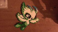 Celebi Pokemon Pixel Art Bead Sprite by MelParadise on Etsy