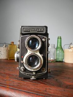 1950's Film Camera... my dad had one of these