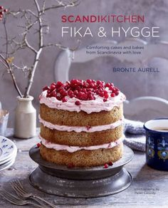 What better time of year to have a little Fika and Hygge in your home - the perfect cookbook for the baker in your life this Christmas