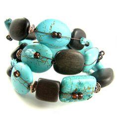 Fiches projet - Billes et Bijoux Turquoise Bracelet, Bracelets, Jewelry, Projects, Jewlery, Jewerly, Schmuck, Jewels, Jewelery