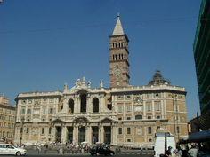 Basilica di Santa Maria Maggiore (St. Mary Major), is the largest Catholic Marian church in Rome, Italy.