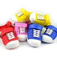 Chic Garden Clog Kids Boys Girls Summer Beach EVA Clogs Sandals Slipper Shoes FW