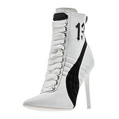 ec85d923435 Puma x Fenty By Rihanna Women Sneaker Heels (white) Rihanna Sneakers