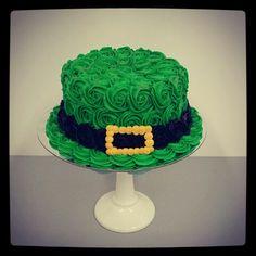 St Paddy's Day Cake!