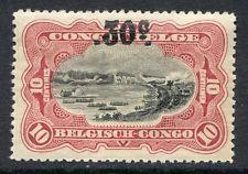 Belgian Congo Postage Stamp Scott 77, Mint Never Hinged, Nice Stamp!!