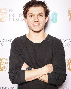 "Tom is nominated for a BAFTA in the category ""Rising Star"""