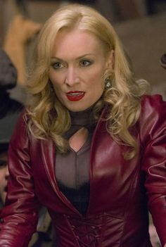The Lady is a vamp - Victoria Smurfit as Lady Jane Wetherby in Episode Four of Dracula TV Series - sky.com/dracula