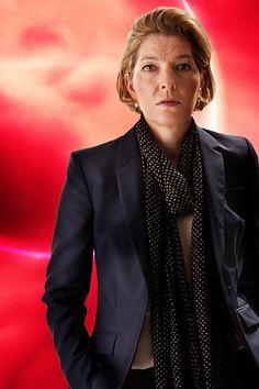 Kate Stewart Daughter of Brigadier Lethbridge Stewart & is Head of UNIT During The 11th Doctor's Era!