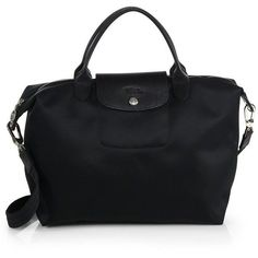 Longchamp Le Pliage Neo Tote/Black