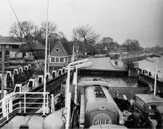 De pont naar Noord 2 Februari 1955
