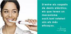 Higiene dental, raspalls de dents