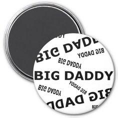 Sold!!! the ever popular in GA Big #Daddy! Fridge Magnet..$4.95..