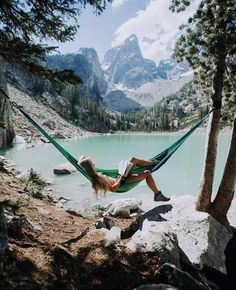 The Best Backcountry Camping and Hiking Hammocks - Hammock camping - Camping Aesthetic, Travel Aesthetic, Camping And Hiking, Camping Life, Camping Ideas, Tent Camping, Camping Hacks, Walmart Camping, Camping Cooking