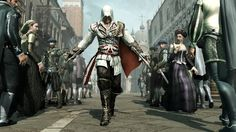 assassins creed 2. This game really got me back into gaming because I want to solve all the mysteries and get all the answers.