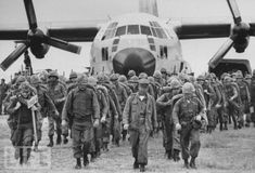 3,500 U.S. Marines land near Da Nang in South Vietnam. They are the first U.S. troops to arrive in Vietnam.