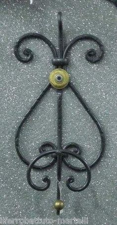 APPENDIABITI in FERRO BATTUTO . Personalizzato . 799 Belly Button Rings, Pendant Necklace, Ebay, Jewelry, Jewlery, Jewerly, Schmuck, Jewels, Belly Rings