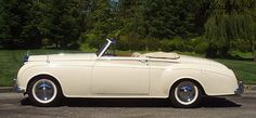 James Young Rolls-Royce Silver Cloud I DHC 1959