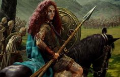 Boudica, queen of the Iceni tribe, led an unsuccessful rebellion by a coalition of British tribes against occupation by the Roman Empire.