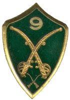 9ème Régiment de Chasseurs ( Chasseurs de Lorraine )