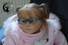 Heidi, Reborn Baby Doll Toddler kit Luca de Ping Lau.