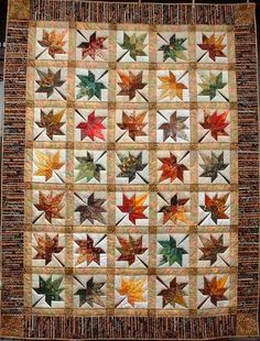 Traditionele quilts na 2000