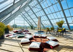 Spas, Spa Treatment Room, Sweden House, Greenhouse Growing, Greenhouse House, House In Nature, Nature Houses, Earthship, Glass House