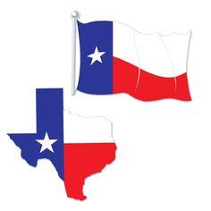 Beistle Texas Cutouts (12ct)