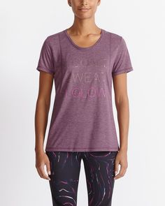 This short-sleeve Hyba Round Neck Tee is all about comfort and on-trend casual…
