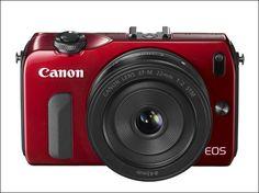 Canon EOS M: calidad réflex a tu alcance