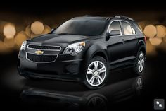 Mary Kay Black Chevrolet Equinox..I can see myself driving this really soon!