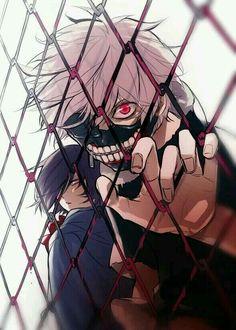 Kaneki (Ghoul)! >.<