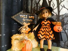 American Girl Halloween costume American girl doll by SewCuteJune, $20.00