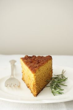 rosemary roasted butternut cake {AIP}